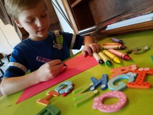 Irresistible Kindergarten Pre-Writing Activities for the Reluctant Writer