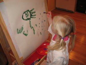 7 Preschool Art Projects for the Non-Artistic Child