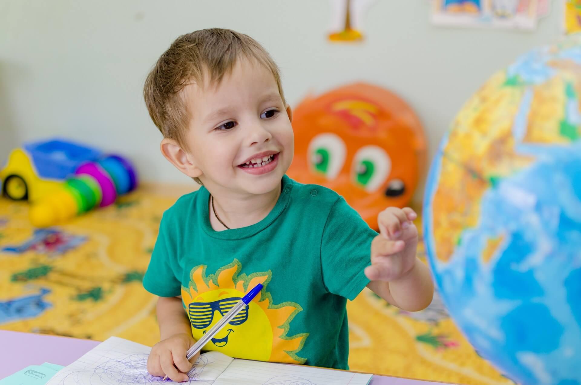 10 Kindergarten Geography Activities to Make Their World
