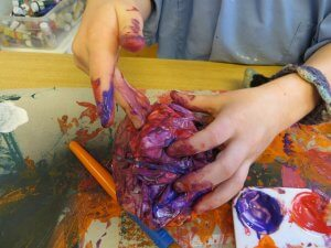 10 Crazy-Messy Art Activities That Your Child Will Want To Do Right Now